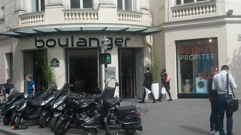 boulanger ouvre son premier magasin dans paris la cgt darty ile de france. Black Bedroom Furniture Sets. Home Design Ideas